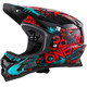 ONeal Backflip RL2 Helmet ATTACK black/red